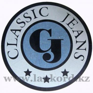 """логотип """"Classic Jeans"""""""
