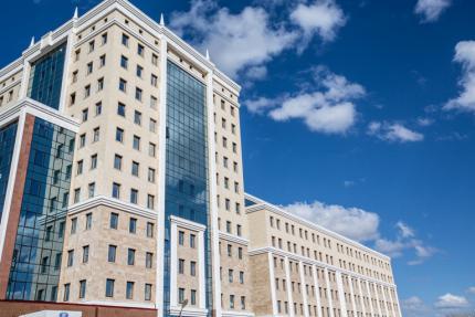 г.Астана административное здание по ул.Орынбор