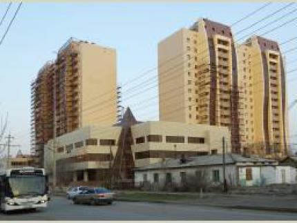 """Жилой комплекс """"Столичный"""""""